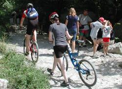 Biciklizam - Paklenica