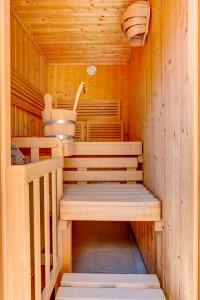 villa sauna